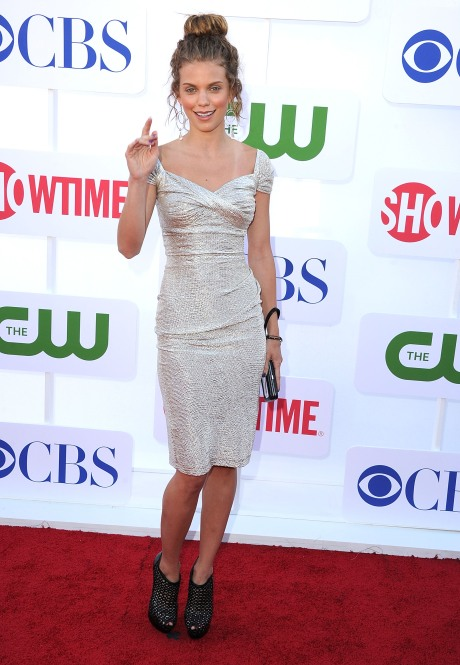 2012 TCA Summer Tour - CBS Showtime And The CW Party