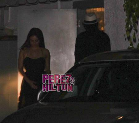 Ashton Kutcher And Mila Kunis Caught Out On A Date AGAIN01