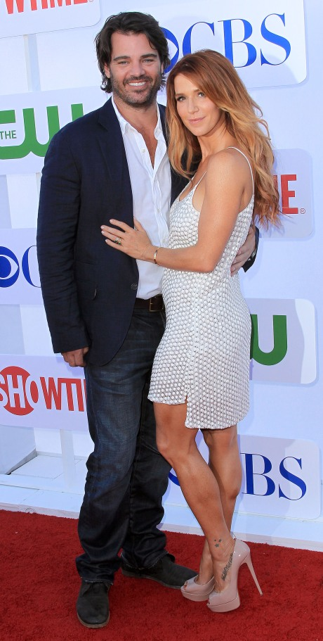 CW CBS And Showtime 2012 Summer TCA Party - Arrivals
