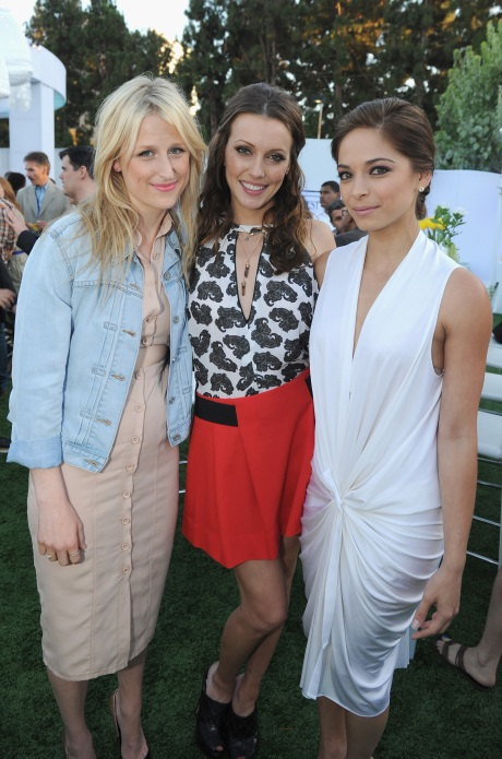 CW CBS And Showtime 2012 Summer TCA Party
