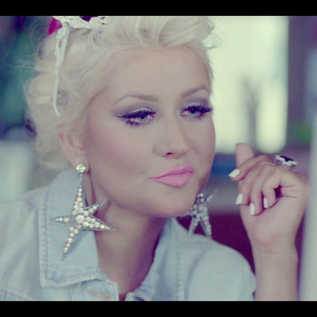 christinaaguilera makeup yourbody 2