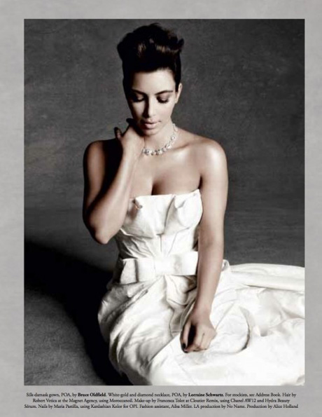 kim kardashian tatler uk photo shoot magazine2