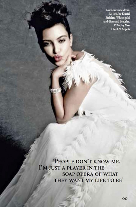 kim kardashian tatler uk photo shoot magazine3