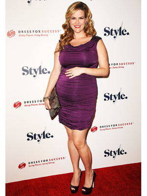 Sara Rue StYLE Give & Get Fete event
