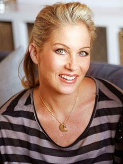 Christina Applegate's Blog