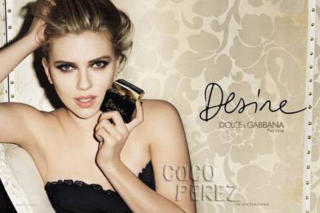 scarlett johansson the one desire