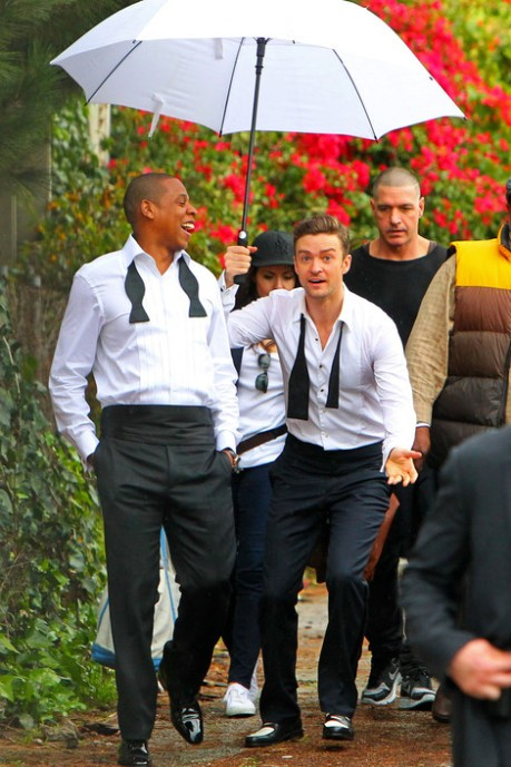 Justin Timberlake & Jay-Z