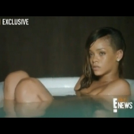 Rihanna musicvideo Stay