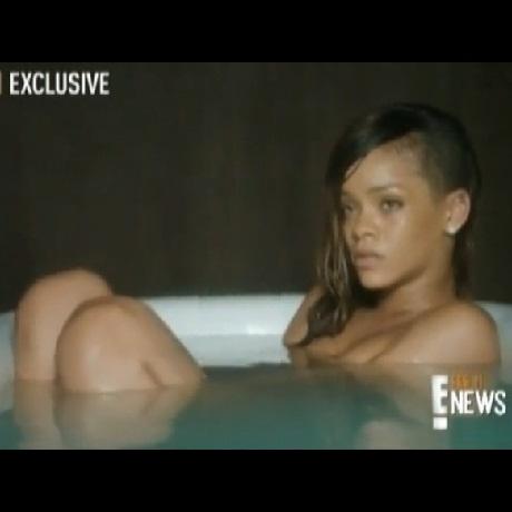 Rihanna musicvideo Stay