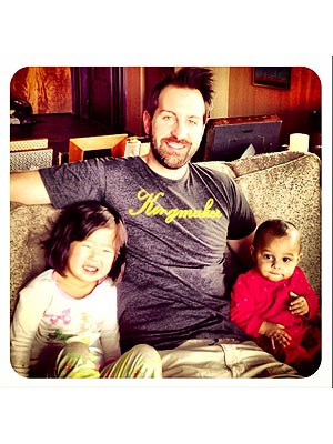 Josh Kelley Naleigh Adalaide Instagram