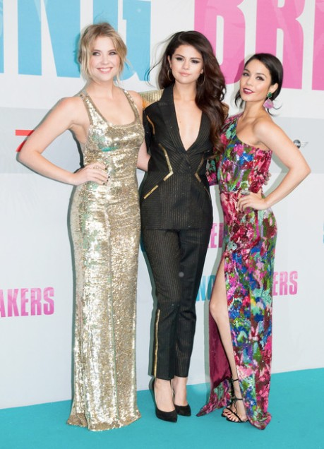 Spring Breakers German premiere